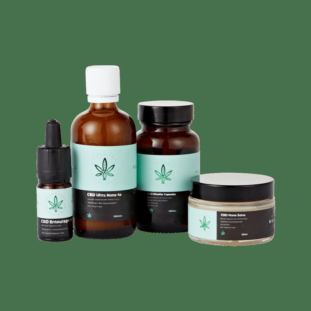neuraleaf cbd products